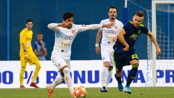 Футбольный матч между клубами Сабуртало и Динамо в Загребе - Sputnik Грузия