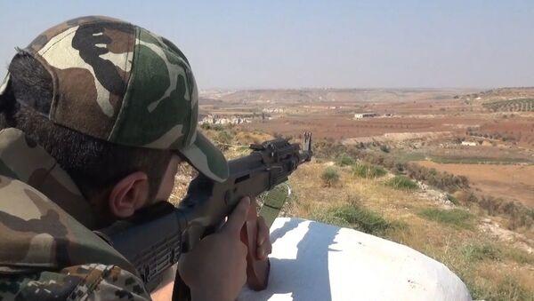 Армия Сирии двинулась на Идлиб - Sputnik Грузия
