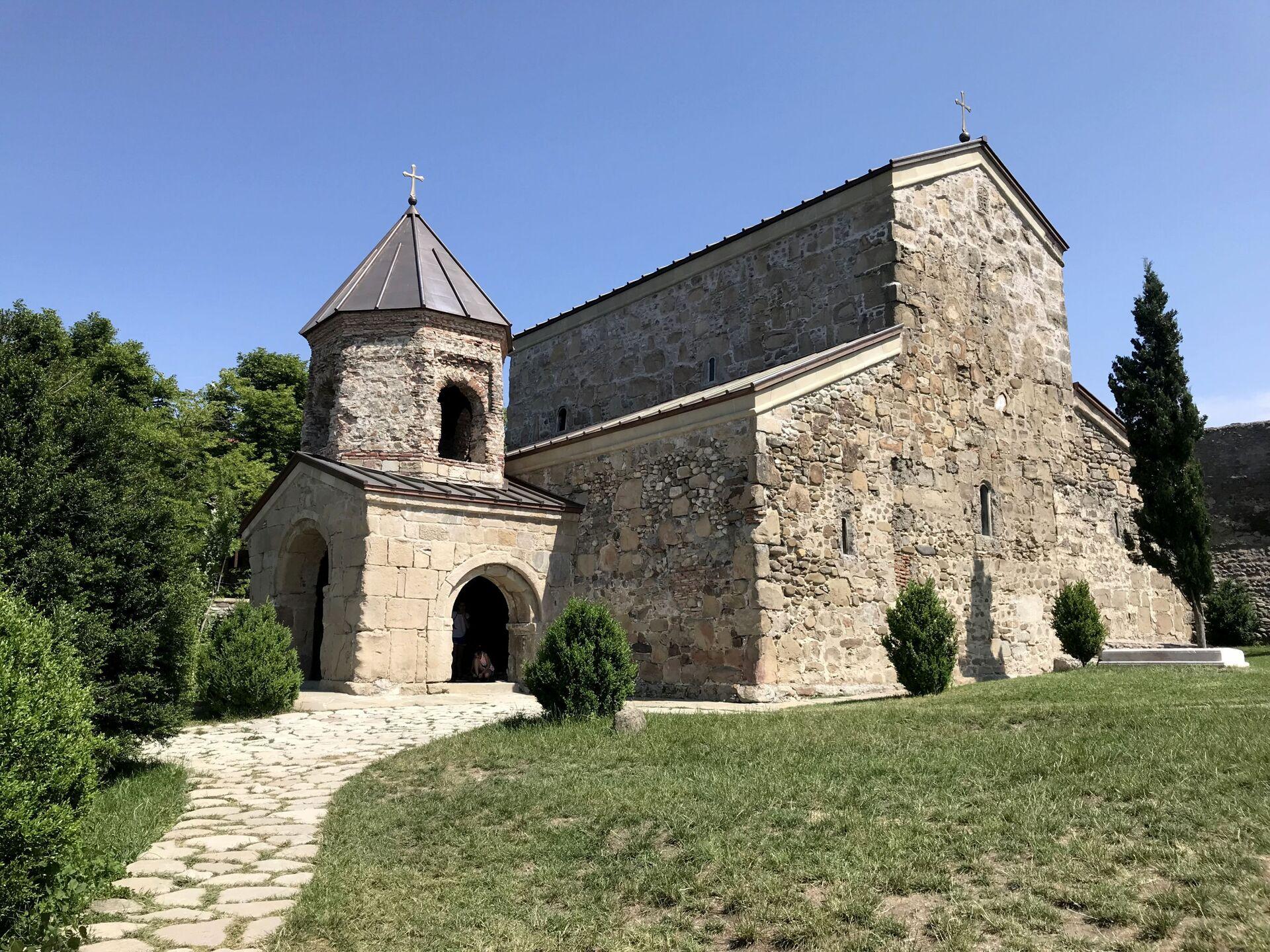 Зедазенский монастырь - Sputnik Грузия, 1920, 08.10.2021
