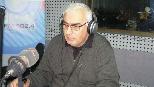 Председатель Союза хлебопеков Грузии Малхаз Долидзе  - Sputnik Грузия