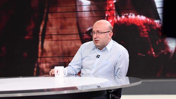 Председатель Национального агентства вина Леван Мехузла  - Sputnik Грузия