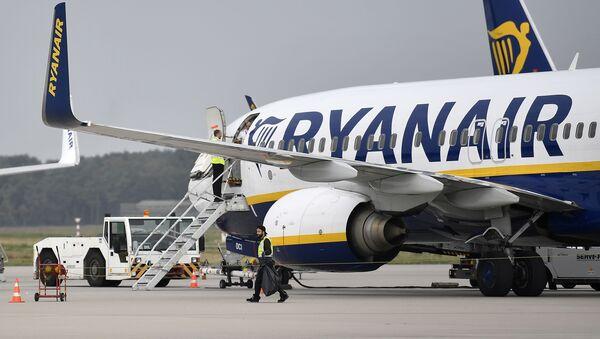 ავიაკომპანია Ryanair-ის თვითმფრინავი - Sputnik საქართველო