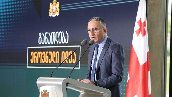 Министр образования, науки, культуры и спорта Грузии Михаил Батиашвили - Sputnik Грузия
