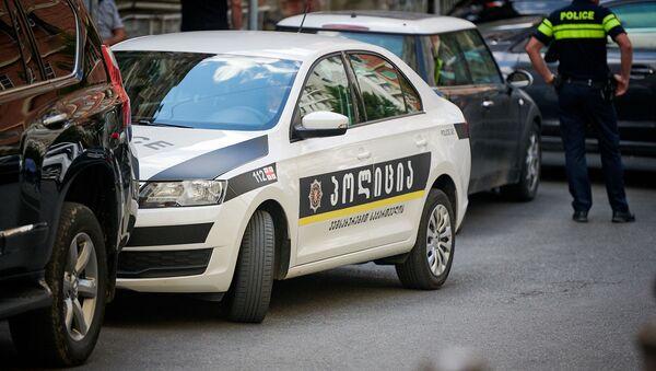 Патрульная полиция. Полицейские за работой - Sputnik Грузия