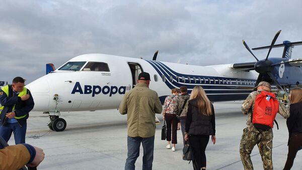 Самолет Аврора - Sputnik Грузия