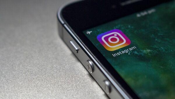 Мобильное приложение instagram - Sputnik Грузия