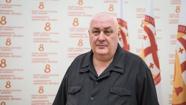 Давид Тархан-Моурави - Sputnik Грузия