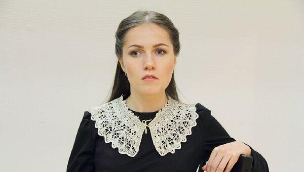 Певица Нафсет Чениб - Sputnik Грузия