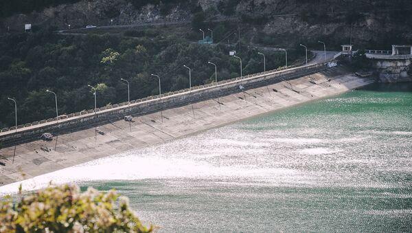 Плотина ГЭС - Sputnik Грузия