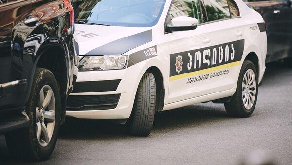 Патрульная полиция - Sputnik Грузия