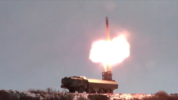 Как ракету Оникс запустили с Чукотки - видео - Sputnik Грузия
