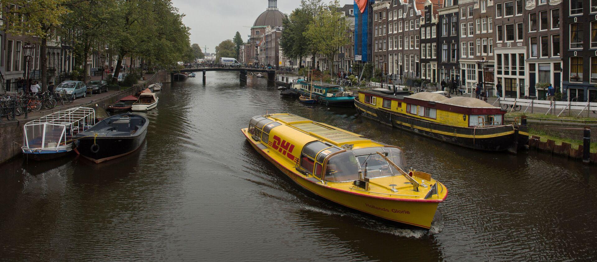 Города мира. Амстердам - Sputnik Грузия, 1920, 05.08.2021