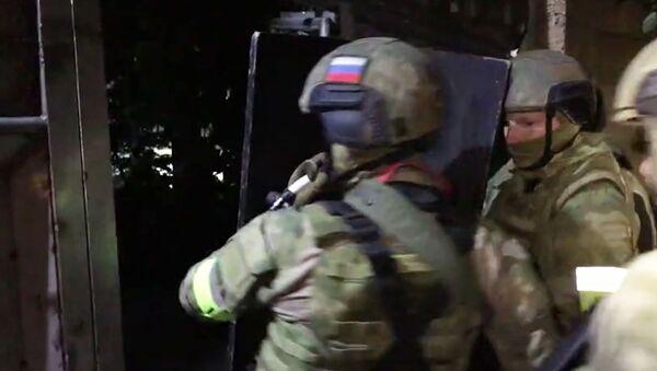В Крыму готовили теракт: предполагаемый преступник задержан - Sputnik Грузия
