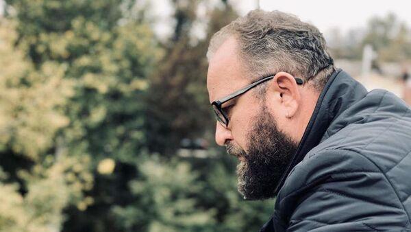 Колумнист Sputnik Робинзон Начкебия - Sputnik Грузия