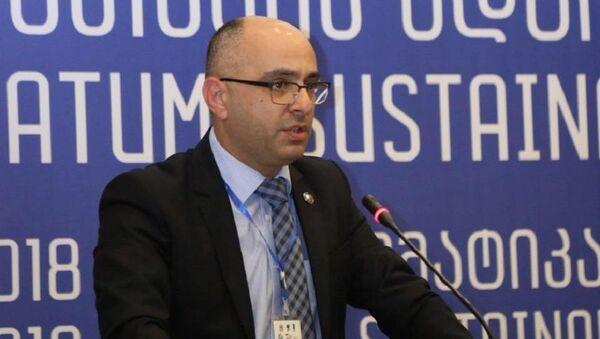 Глава Службы городского транспорта мэрии Тбилиси Мамука Мумладзе - Sputnik Грузия