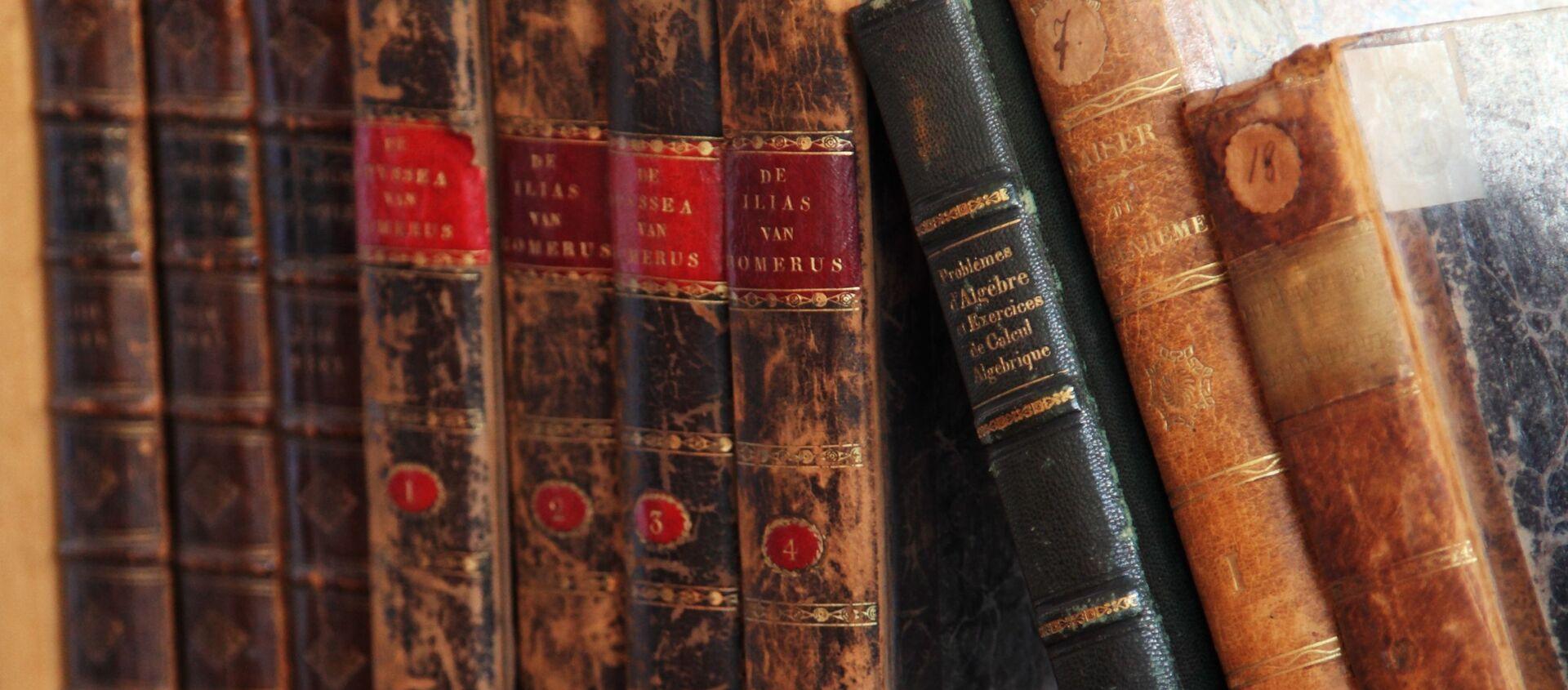 წიგნები - Sputnik საქართველო, 1920, 05.03.2021