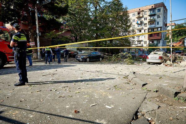 Полиция возбудила уголовное дело по статье нарушение правил безопасности на объектах электро- или теплоэнергии, газа, нефти или нефтепродуктов, повлекшее причинение тяжкого и менее тяжкого вреда здоровью  - Sputnik Грузия