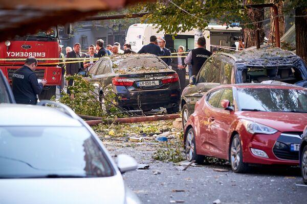 А ведь то, что случилось на проспекте Гурамишвили - далеко не первый подобный случай в Тбилиси - Sputnik Грузия