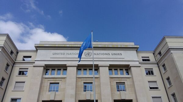 Здание ООН - Sputnik Грузия