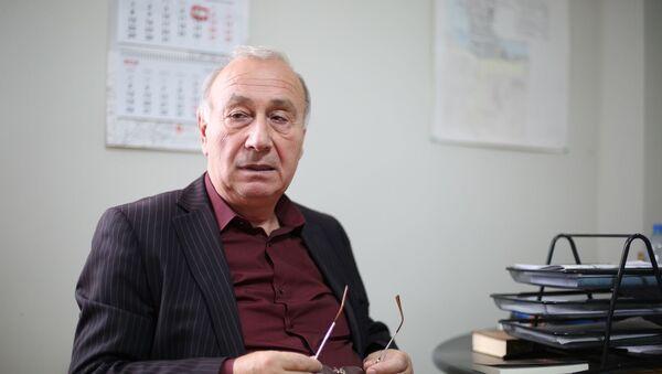 Технический директор Ингури ГЭС Гия Хубуа  - Sputnik Грузия