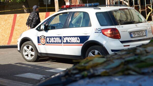 Охранная полиция. Архивное фото - Sputnik Грузия