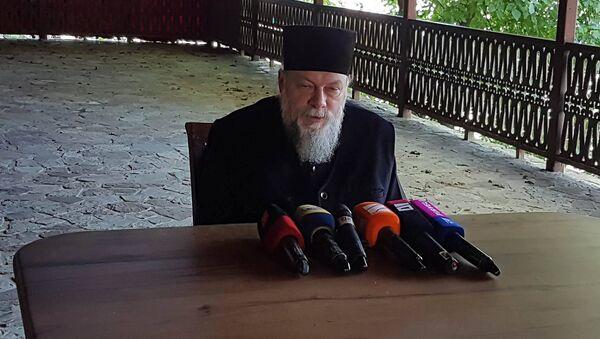 Отец Петре (Цаава) - Sputnik Грузия