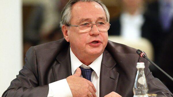 Директор центра военно-политических исследований МГИМО, доктор исторических наук Алексей Подберезкин  - Sputnik Грузия