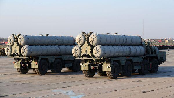 Зенитные ракетные системы (ЗРС) С-400 Триумф  - Sputnik Грузия
