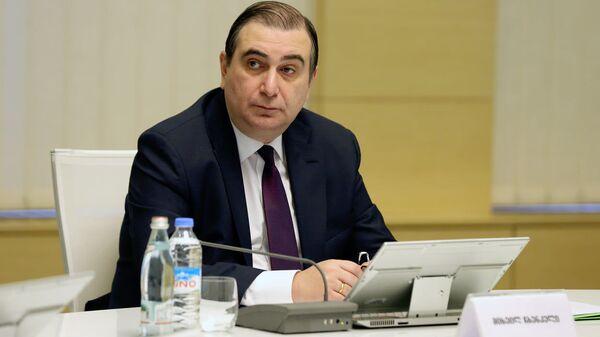 Министр образования, науки, культуры и спорта Грузии Михаил Чхенкели - Sputnik Грузия