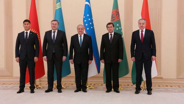 ცენტრალური აზიის სახელმწოფოთა საგარეო საქმეთა მინისტრების შეხვედრა - Sputnik საქართველო