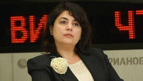 Руководитель отдела экономики Института стран СНГ Аза Мигранян - Sputnik Грузия