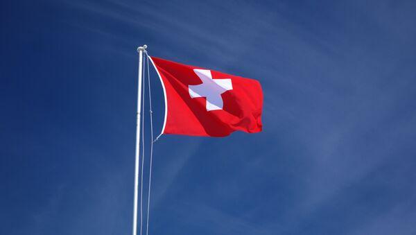 შვეიცარიის დროშა - Sputnik საქართველო