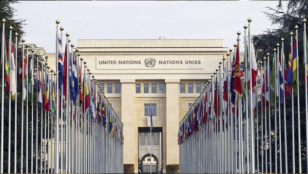 ООН штаб-квартира - Sputnik Грузия