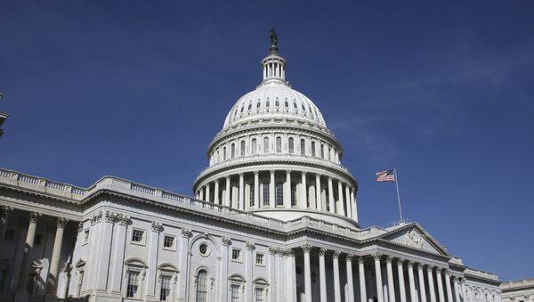 Здание конгресса США, архивное фото - Sputnik Грузия