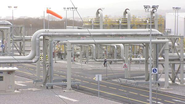 В ожидании запуска: финальные испытания газопровода Турецкий поток - Sputnik Грузия
