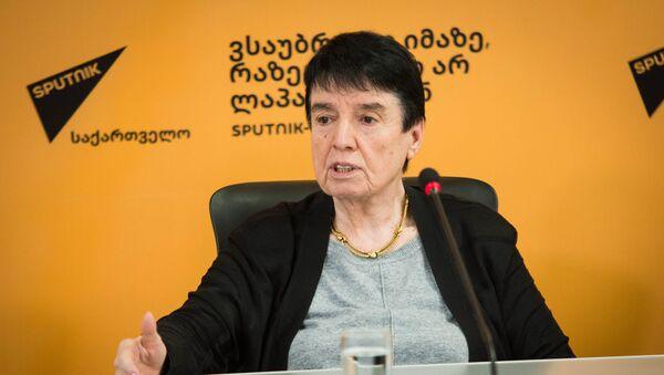 ნონა გაფრინდაშვილი - Sputnik საქართველო