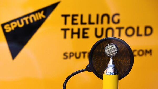 Студия радио Sputnik - Sputnik Грузия