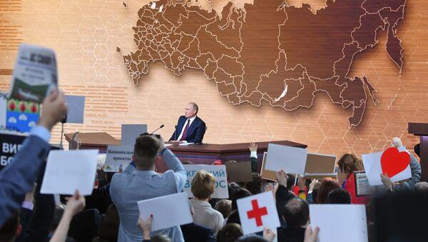 Они боятся правды - Путин об угрозах эстонских властей в адрес Sputnik Эстония - Sputnik Грузия