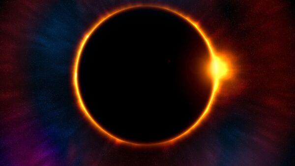 მზის დაბნელება - Sputnik საქართველო