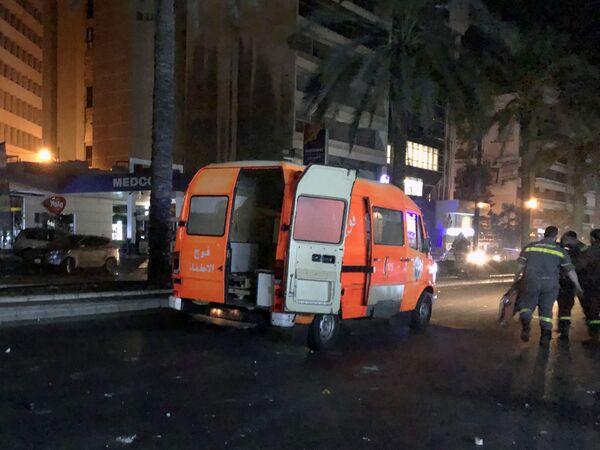 Во время демонстраций десятки людей пострадали и были госпитализированы  - Sputnik Грузия