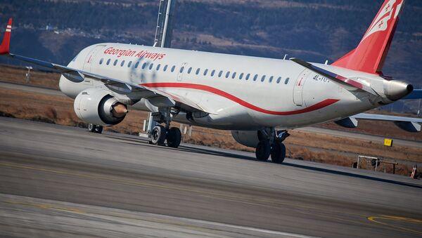 AirZena - Georgian Airways - Sputnik საქართველო