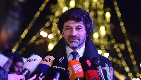 Мэр столицы Грузии Каха Каладзе - Sputnik Грузия
