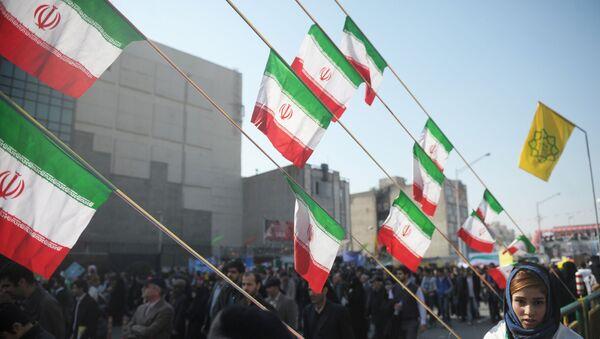 Флаги Ирана - Sputnik Грузия