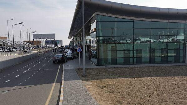 Тбилисский международный аэропорт им. Шота Руставели - Sputnik Грузия