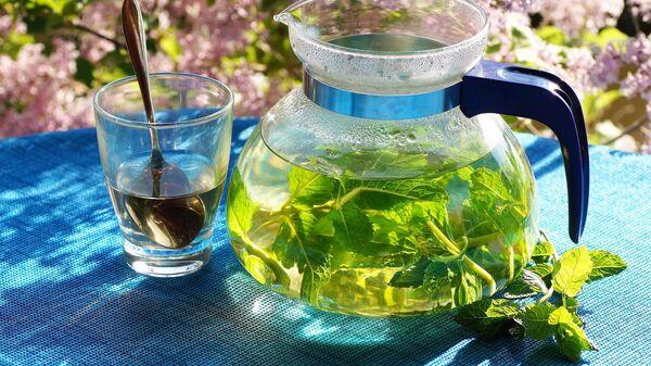 Зеленый чай - Sputnik Грузия