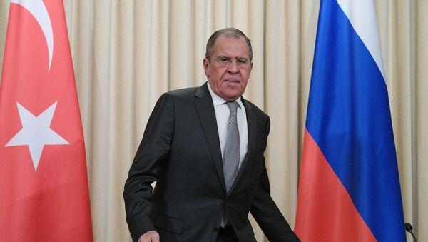 სერგი ლავროვი - Sputnik საქართველო