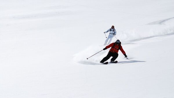 Хели-ски - Sputnik Грузия