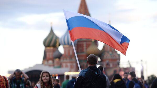 Концерт в честь Дня России на Красной площади - Sputnik Грузия