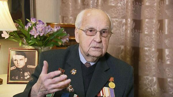 Ветеран Великой Отечественной войны раскритиковал статью премьера Польши об освобождении Освенцима - Sputnik Грузия
