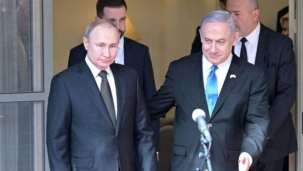 შეხვედრა ისრაელში - Sputnik საქართველო